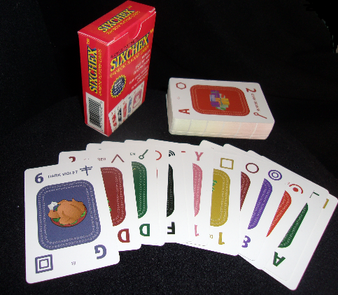 Sixchex Playing Cards